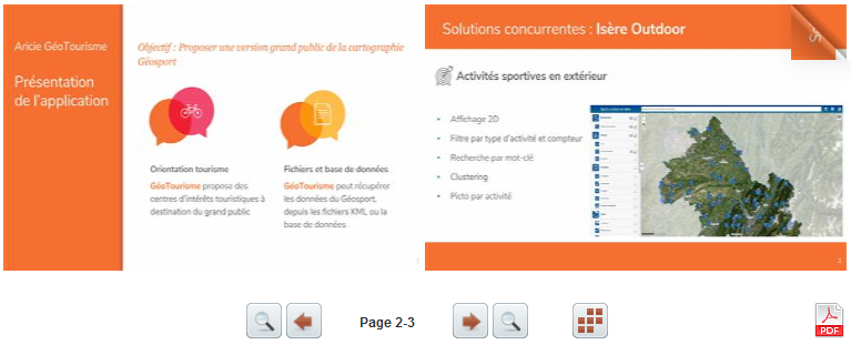 Nouvelle version du module PageFlip compatible DNN 9.8